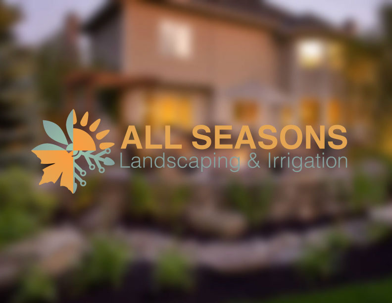 All Seasons Logo Design