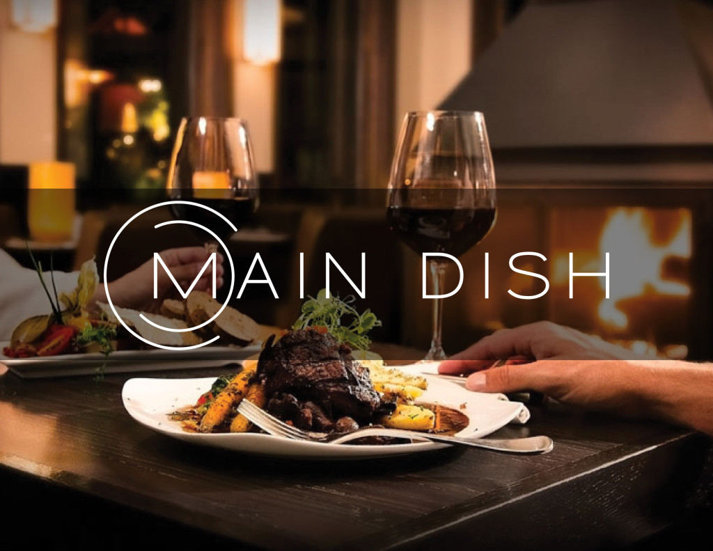 Main Dish Logo Design