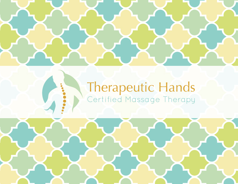 Therapeutic hands Logo Design