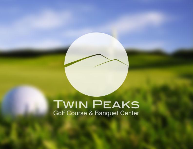 Twin Peaks Logo Design