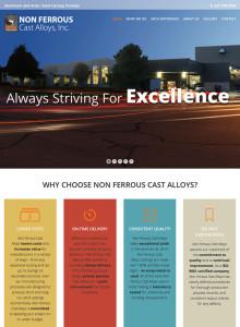 Foundry Website Design