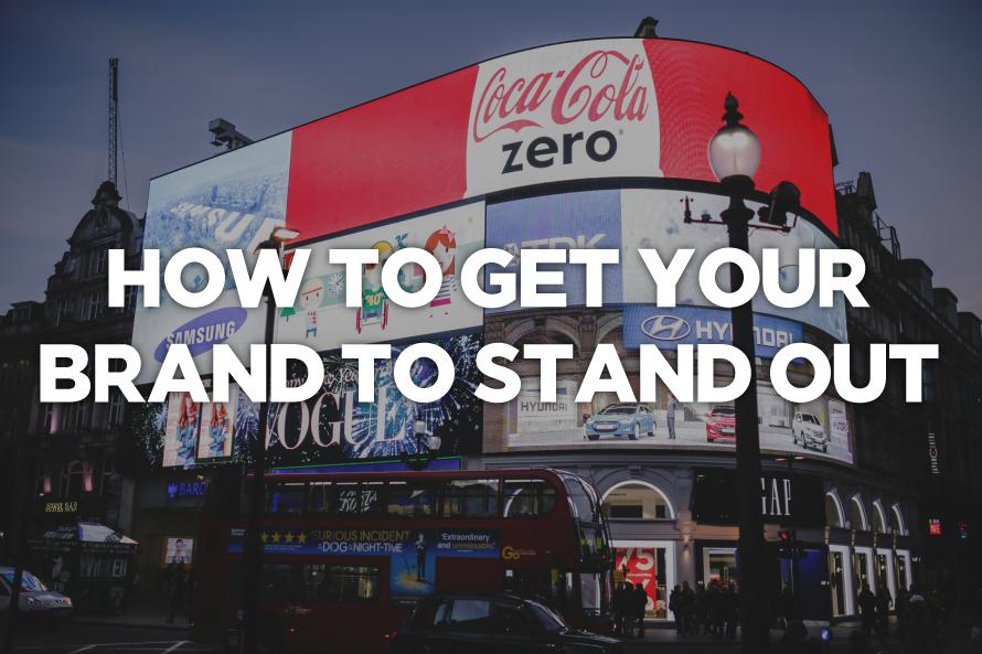 Branding Standout