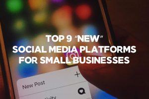 Top 9 Social Media Platforms
