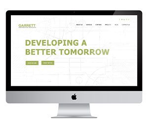 Muskegon Web Design Garrett Engineering