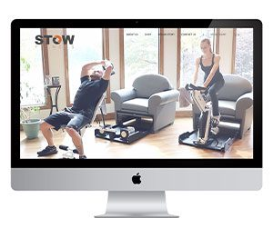 Muskegon Web Design Stow Fitness