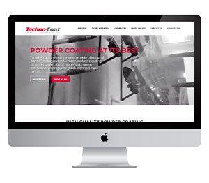 Muskegon Web Design Techno-Coat