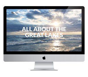 Muskegon Web Design Third Coast Brand