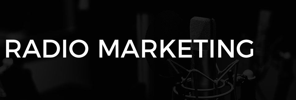 Radio Marketing header