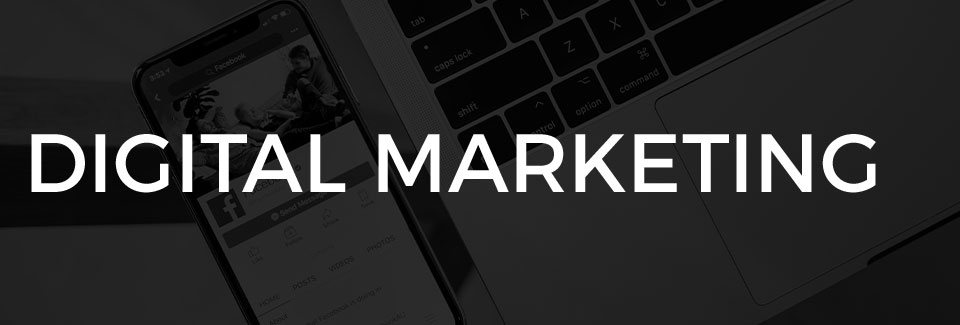 Digital Markerting Header