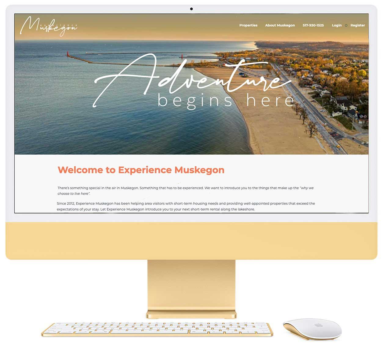 Experience Muskegon Vacation Rentals